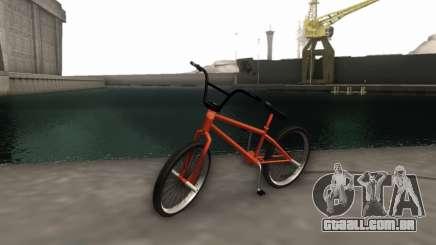 BMX HD para GTA San Andreas