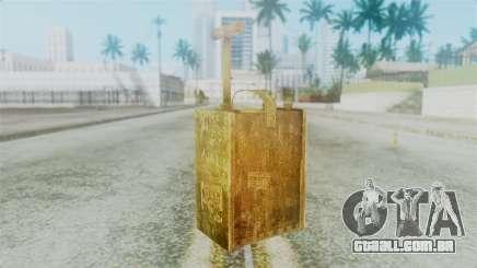 Red Dead Redemption Detonator para GTA San Andreas