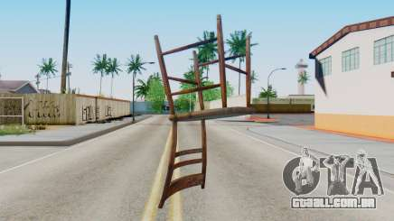 Chair from Silent Hill Downpour para GTA San Andreas