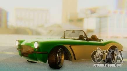 Invetero Coquette BlackFin v2 GTA 5 Plate para GTA San Andreas