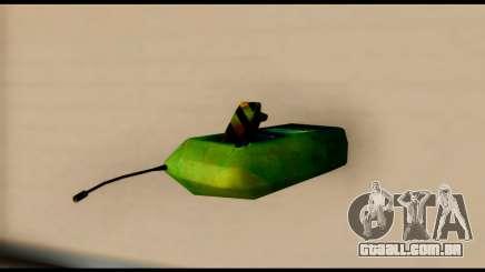 Brasileiro Bomb Detonator para GTA San Andreas