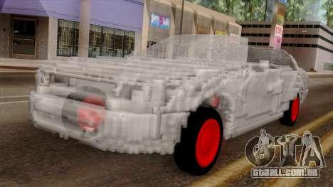 Kerdi Design Washington Crystals para GTA San Andreas vista direita