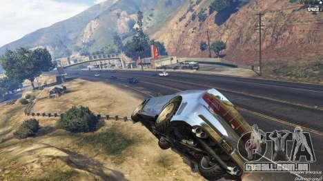 GTA 5 Spontaneous Chaos 0.08 segundo screenshot