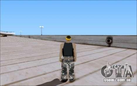 Los Santos Vagos Skin Pack para GTA San Andreas sexta tela