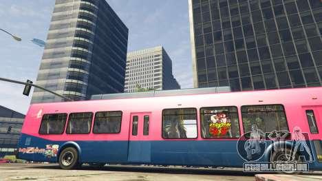 Downtown Anime Mod 1.3 para GTA 5