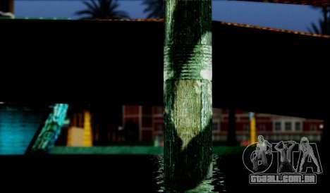 KISEKI Graphics Final Version para GTA San Andreas sexta tela