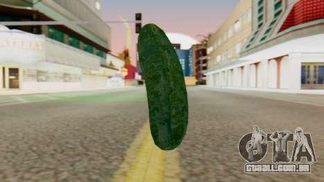 Pepino para GTA San Andreas