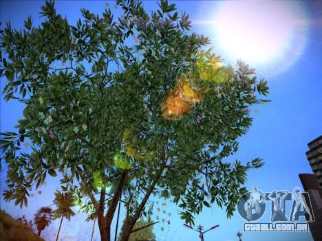 ENB Series Extreme 4.0 para GTA San Andreas segunda tela