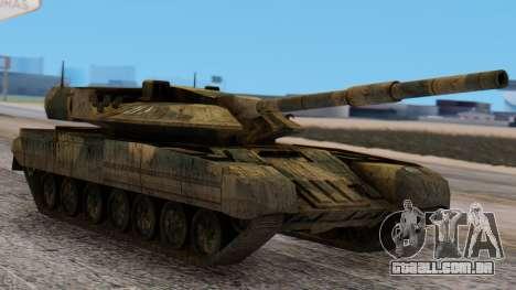 T-95 from Arctic Combat para GTA San Andreas