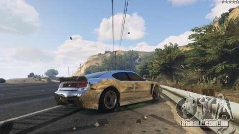 GTA 5 Spontaneous Chaos 0.08 sexta imagem de tela