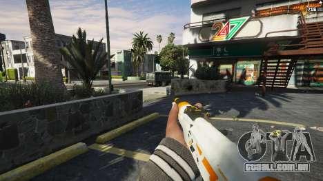 GTA 5 AK47 - Asiimov Edition sexta imagem de tela
