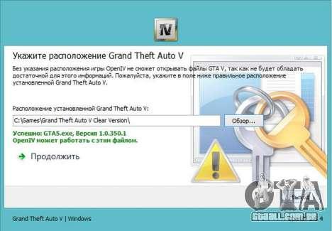 GTA 5 OpenIV 2.6.4 terceiro screenshot