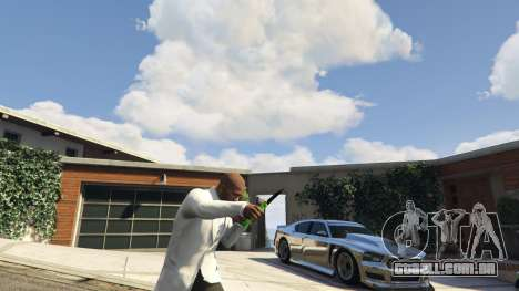 Canivete Butterfly para GTA 5