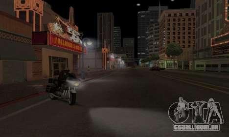 Lamppost Lights v3.0 para GTA San Andreas por diante tela