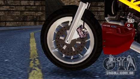 Principe Lectro from GTA 5 para GTA 4 traseira esquerda vista