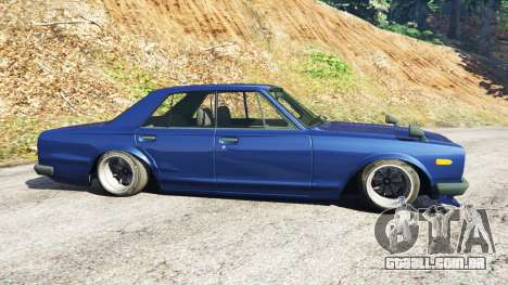Nissan Skyline 2000 GT-R 1970 v0.2 [Beta] para GTA 5