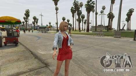GTA 5 Outros modelos de pessoas e veículos 0,8 a quinta imagem de tela