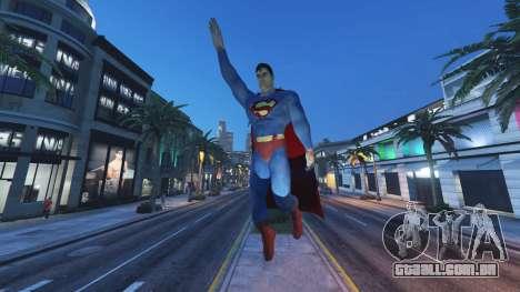 Estátua Do Superman para GTA 5
