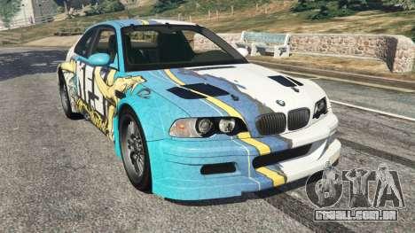 BMW M3 GTR E46 PJ4 para GTA 5