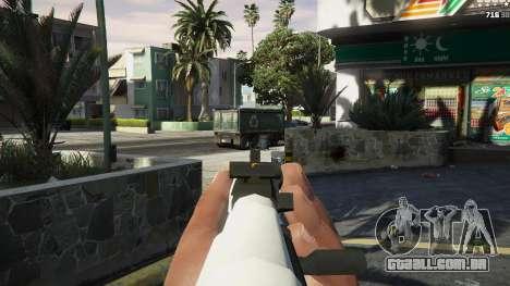 GTA 5 AK47 - Asiimov Edition sétima screenshot