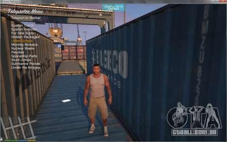 GTA 5 Collectable Collector segundo screenshot