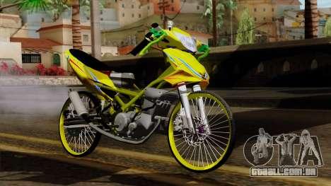 Jupiter Mx Drag v1 para GTA San Andreas