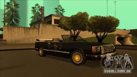 FreeShow Feltzer para GTA San Andreas vista superior