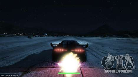 GTA 5 TurboSystemV (Ultra Nitro) 1.5.4 terceiro screenshot