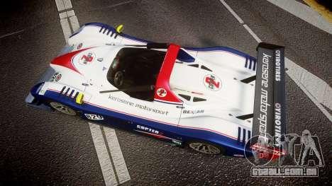 Radical SR8 RX 2011 [829] para GTA 4 vista direita