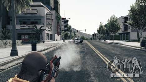 GTA 5 M-76 Revenant из Mass Effect 2 sétima screenshot