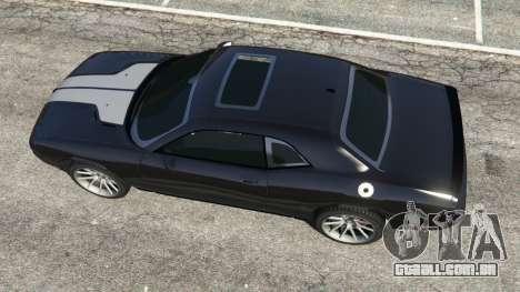 Dodge Challenger SRT8 2009 v0.2 [Beta] para GTA 5