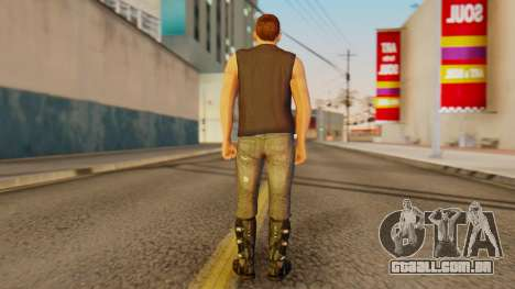 [GTA5] The Lost Skin1 para GTA San Andreas