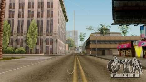 Original HD Cane para GTA San Andreas segunda tela