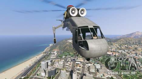 GTA 5 Aikido Free Cam quarto screenshot