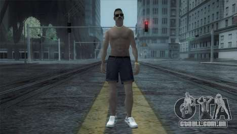 Beach Bum Hmybe para GTA San Andreas