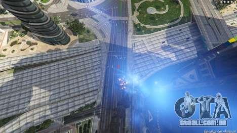 GTA 5 UFO Mod 1.1 sexta imagem de tela