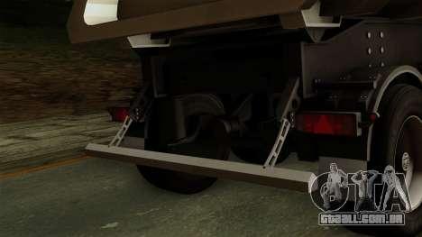 Opentop_JJ para GTA San Andreas vista direita