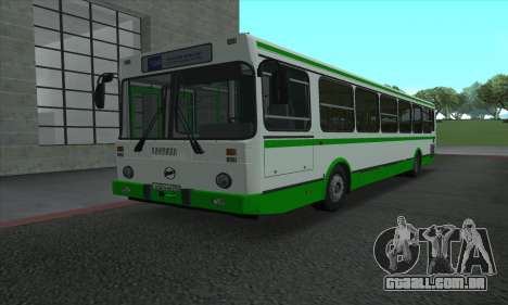 LiAZ 5256.35 para GTA San Andreas
