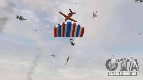 GTA 5 Angry Planes décimo imagem de tela