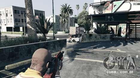 GTA 5 M-76 Revenant из Mass Effect 2 sexta imagem de tela