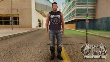 [GTA5] The Lost Skin1 para GTA San Andreas segunda tela