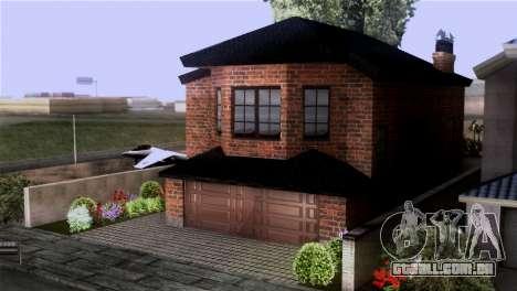 CJs New Brick House para GTA San Andreas