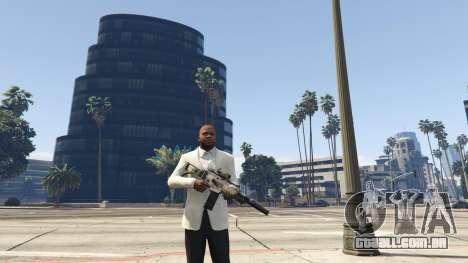GTA 5 Battlefield 3 G36C v1.1 segundo screenshot