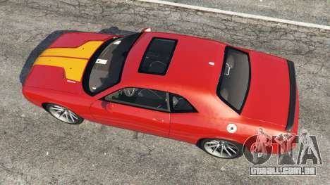Dodge Challenger SRT8 2009 v0.1 [Beta] para GTA 5