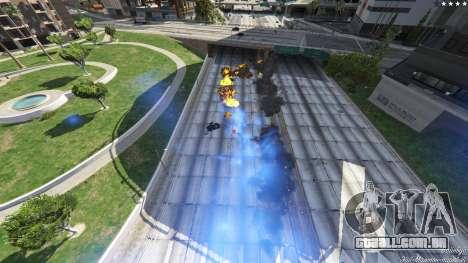GTA 5 UFO Mod 1.1 terceiro screenshot