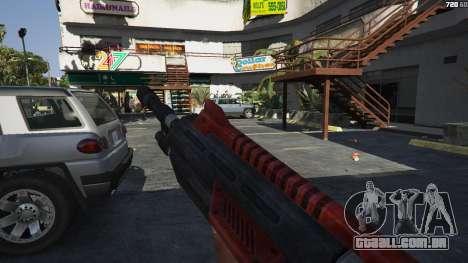 GTA 5 M-76 Revenant из Mass Effect 2 terceiro screenshot