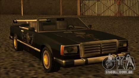 FreeShow Feltzer para GTA San Andreas esquerda vista