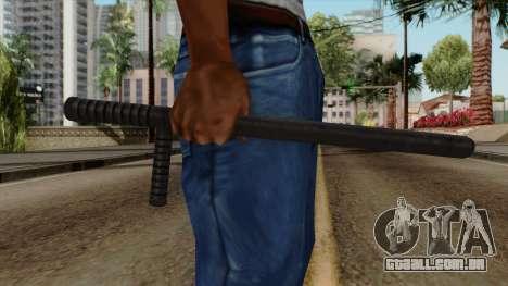 Original HD Night Stick para GTA San Andreas terceira tela