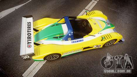 Radical SR8 RX 2011 [30] para GTA 4 vista direita