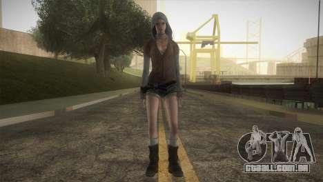 Kat from DMC para GTA San Andreas segunda tela